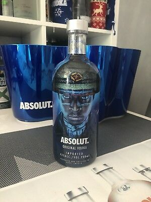 Absolut Vodka *Trevor Stuurman* 0,75l Neu !!!