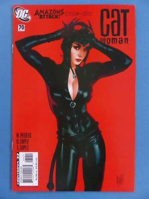 Catwoman 70 Classic Adam Hughes Cover Rare! Unread Nm!!