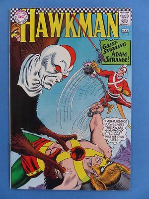 Hawkman 18 1967 Adam Strange Stunning High Grade Cgc It! Nm/-