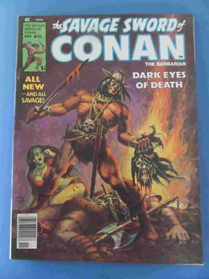 Savage Sword Of Conan 35 1978 Lovely Fresh High Grade! Vf/nm