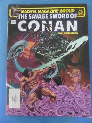 Savage Sword Of Conan 96 1983 Lovely Fresh High Grade! Nm