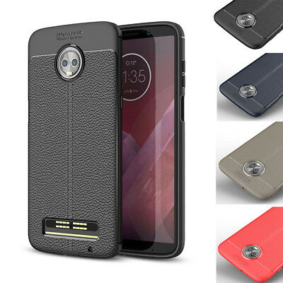 Shockproof Soft TPU Case Cover Rubber for Moto E5 G6 Plus G5S G4 Z2 Play Force