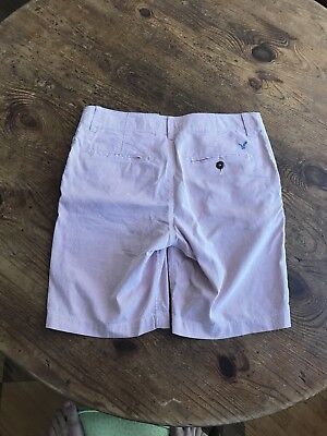d5773715 American Eagle Outfitters Mens Shorts Size 30 'Prep Length Fit' Khaki