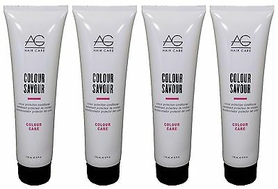 AG - Colour Savour Conditioner 6 oz (Pack of 4)
