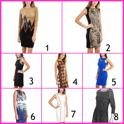 Dress bundle - Wholesale Lot - 12 Dresses All New with Tag Various Sizes
