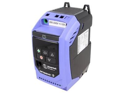 ode-3-120023-1f12 Vector Wechselrichter max Motor power0.37kw Invertek Drives