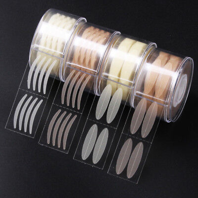 600Pcs/Set Instant Upper Eyelid Lift Strips Eye Lid Stickers Tapes Double Side