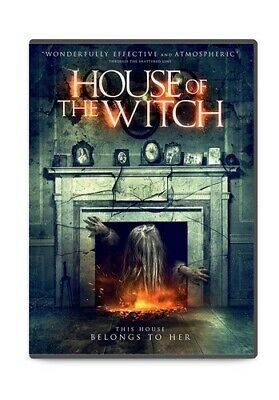 House Of The Witch [New DVD] Ac-3/Dolby Digital, Dolby, Dubbed, Subtitled, Wid