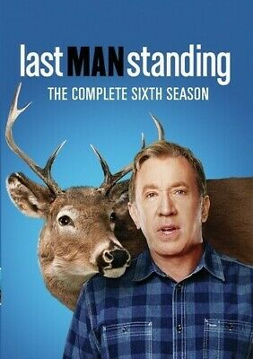 Last Man Standing: The Complete Sixth Season [New DVD] Manufactured On Demand,