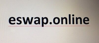 DOMAIN NAME FOR SALE eswap.online
