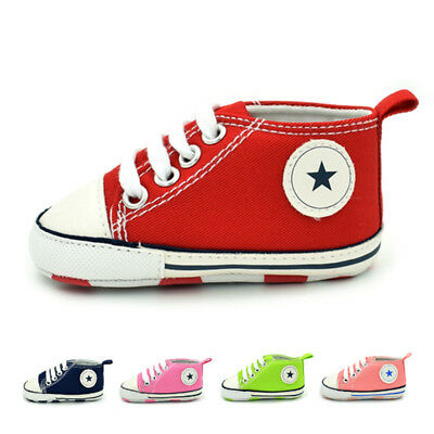 Boys Girls Child Sports Sneaker Shoes Baby Toddler Kid Casual Shoes 0-9 Months