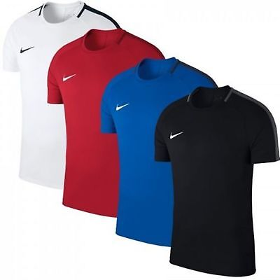 Nike Herren Fußball Sport Fitness Trainings Dri Fit T-Shirt ACADEMY 893693 Neu