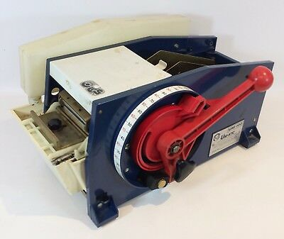 UNI-KTC UNI-100 Lever Operated Binding Tape Dispenser Finishing Machine ??