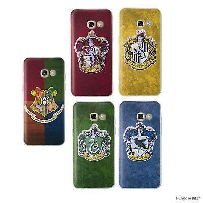 Maisons Harry Potter Coque/Etui/Case Samsung Galaxy A5 2017 / Silicone