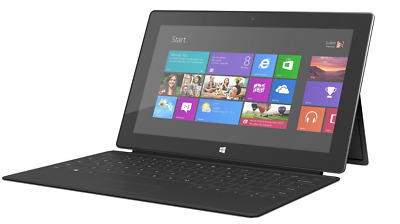Tablet Netbook Microsoft Surface 32GB Windows RT con Tastiera Touch Originale