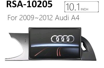 """2011 audi a4 navigation. Android 6.0 with 10.1"""" screen audi b8"""