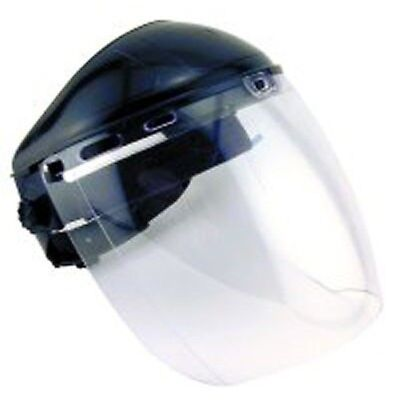 SAS Safety 5145 Deluxe Face Shield - Clear