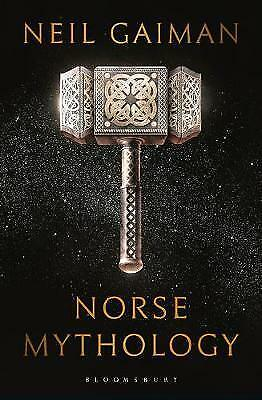 NEW Norse Mythology By Neil Gaiman Paperback Free Shipping