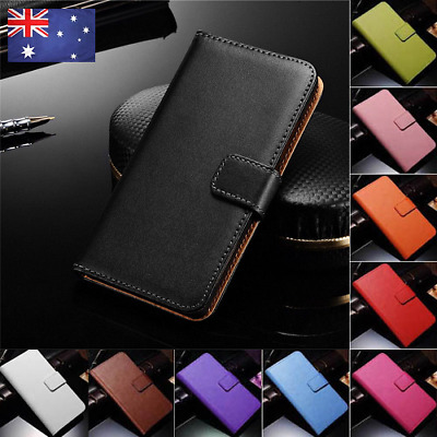SAMSUNG GALAXY S8/S9/PLUS S7/EDGE NOTE 9/8 Leather Flip Wallet Case Magnet Cover