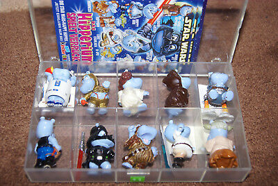 10 lustige Star Wars Figuren Dekoration Happy Hippos