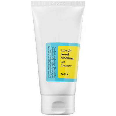 [ COSRX ] Low PH Good Morning Gel Cleanser 150ml ( Made in Korea )