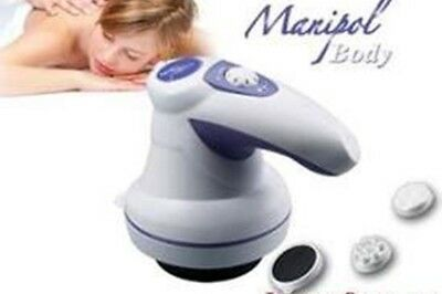 Relax & Tone Massager Electrical Manipol Full Body Massage