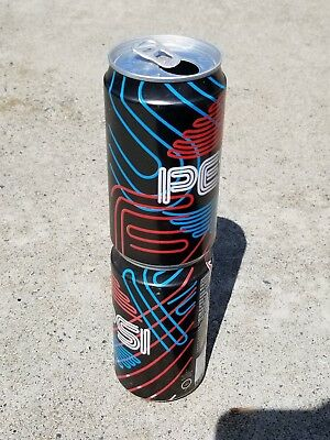 1990 Pepsi Limited edition Cool Cans (SEX Cans) Neon