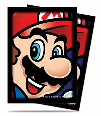 Ultra Pro Super Mario Deck Protector with 65 Sleeves