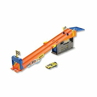 Hot Wheels - HW City Rooftop Race Play Set