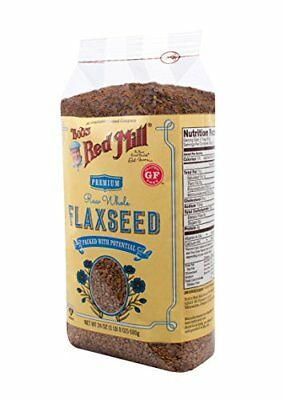 Bobs Red Mill Flaxseeds - 24 oz by Bobs Red Mill
