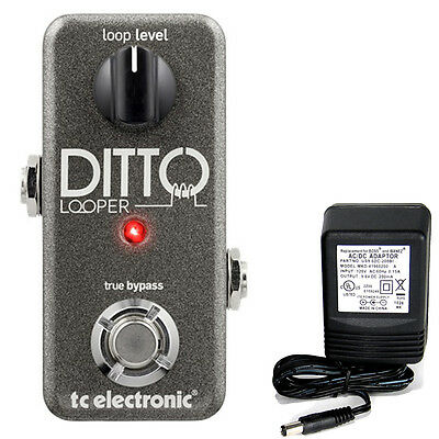 TC Electronic Ditto Looper mit / 9V Netzteil