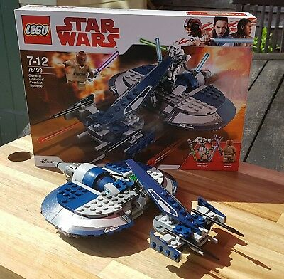 Lego Kids Star Wars8482 General Grievous Combat Speeder Set