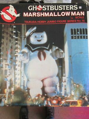 """Ghostbusters Marshmallow Man NEW IN BOX 14"""" Stay Puff Tsukuda Hobby 1984"""
