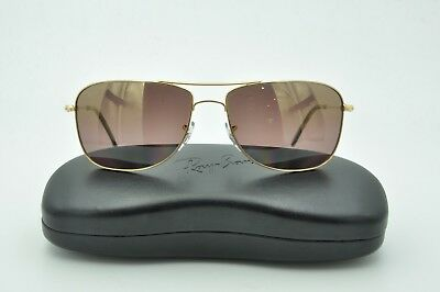 7ff48f4adf Ray Ban RB 3543 Sunglasses 001 6B Gold   Polarized Purple Mirror Chromance  59mm