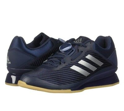 a6a9f9fdf0a14b Adidas Leistung 16 Ii Weightlifting Shoes Men s Size Us 9 Navy Blue Cq1770
