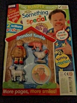 CBeebies Mr Tumble Something Special Magazine #66 grandad tumble had a farm