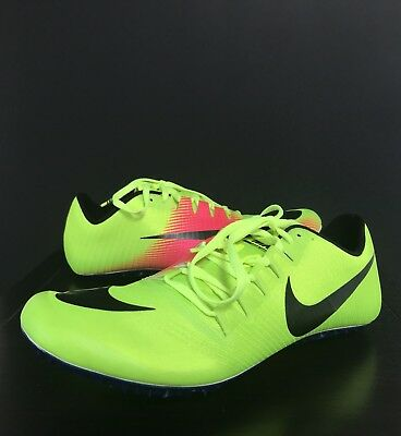 promo code 4d78d 99f42 Nike Zoom Mens JA FLY 3 OC Rio Track   Field Spikes Volt Size 10.5 882032