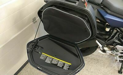 Pannier Liner Bags For Yamaha Tracer 900Gt, Tracer 900Gt City, Tracer 900Gt 2018