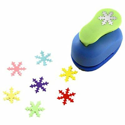 CADY Crafts Punch 1-Inch paper punches snowflake