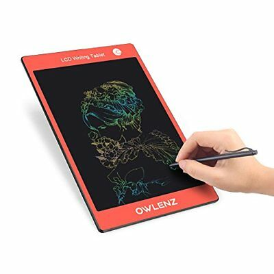 9.7 Inch Colorful LCD Writing Tablet with Stylus - Portable Writing Board LCD Wr