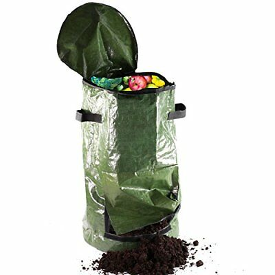 Composter - Kitchen remains bin - Green Medium 59cm