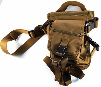 SERE Bein- Hüfttasche Hib Bag coyote tan survival prepper
