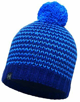 Buff Dorn Knitted Hat, Blue, One Size