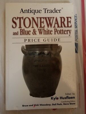 Antique Trader: Antique Trader Stoneware and Blue and White Pottery Price Guide…