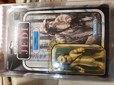 Star Wars Return Of The Jedi Roftj Paploo Vintage 1984 Kenner New On