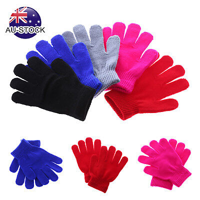 Children Mittens Full Finger Gloves For Sport Cycling Fishing Snowboard Running