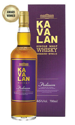 Kavalan Podium Single Malt Whisky 700ml(Boxed)
