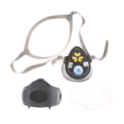 3 in 1 3200 N95 Mask Dust gas Mask Respirator Accessories Parts EO