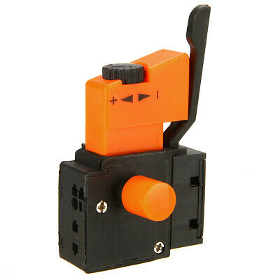 FA2-4/1BEK Lock on Power Electric Hand Drill Speed Control Trigger Switch 250V
