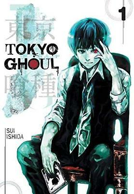 Tokyo Ghoul  Vol. 1 by Sui Ishida New Paperback Book